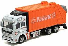 0Miaxudh Müllwagen Modell, Mini 1/48 Müllwagen