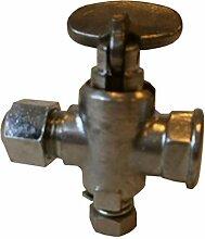 1/10,2cm weiblich Drop Fan Gas Kater Union–2Stück
