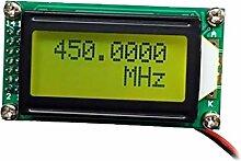1 ~ 1200 MHz Frequenzzähler Messer DIY Bausatz