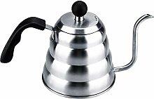 1,2 l Kaffeekessel, 304 Edelstahl über Kaffee