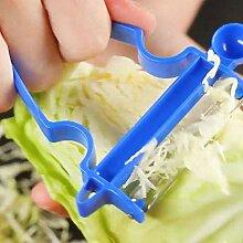 1 / 3pcs Gemüseschneider Obstschäler Slicer