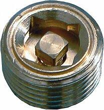 1/4 Brass Radiator Air Vent by Primaflow
