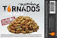 1,5 kg (ungefähr 135 Stück) mumba Tornados #