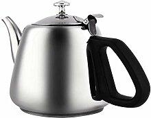 1,5 l 2 l Edelstahl Teekanne Kaffeekanne