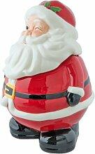 1,5 L Aufbewahrungsglas Weihnachtsmann