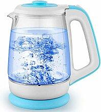 1,5 l Glas-Wasserkocher, Öko-Wasserkocher,