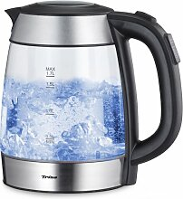 1,7 L Wasserkocher Perfect Tea aus Glas