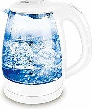1.7l Akku-wasserkocher Glas 2200w