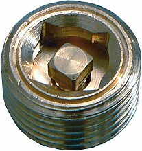 1/8 Brass Radiator Air Vent by Primaflow
