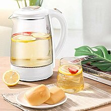 1,8 l Glas-Wasserkocher Schnellkochkessel