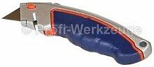1 Cuttermesser Schnellwechsel-Profi-Messer 17 cm, mit Kordel-Schneider