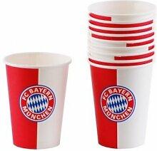 1. FC Bayern München - Partybecher 10 Stück / Becher / Trinkbecher