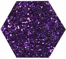 1kg kg Pailletten Ultra Thin Violett Weinglas Dekorative ungiftig für Freizeit Kreative und