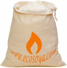 1 KILO Bio-Soja Behälter Kerze Soja Wachs Mischung