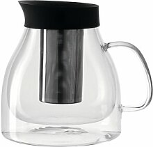 1 L Teekanne Duo aus Glas