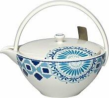 1 L Teekanne Tea Passion Medina aus Porzellan