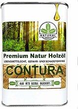 1 Liter Holzöl Natur Holzschutz ohne Schadstoffe