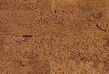 1 m² Korkfußboden zum kleben, Korkboden in