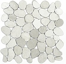 1 Mosaikfliese K-556 Kieselsteinmosaik Fliesen