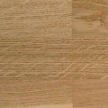 1 Paket (1,78 m²) Hochwertiger Parkettboden - Fertigparkett - Schiffsboden 3 Stab - Eiche