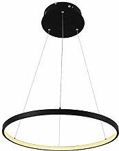 1 Ring Pendelleuchte LED Hängeleuchte Moderne