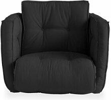 1-Sitzer Futonsessel Dice Karup Design