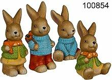 1 Stück Kaninchen Hase Osterhase Osterdeko Dekoration Ostern Frühling Hase Ostern