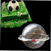 1 Stück Kunststoff Fußballform Fußball