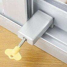1 STÜCKE Tür Fenster Lock Stopper Einstellbare