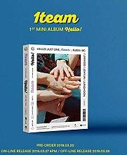 1 Team – Hello! (1. Mini-Album) CD + Fotobuch +