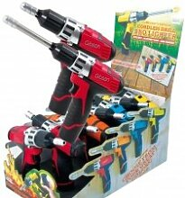 1 x Feuerzeug,Stabfeuerzeug,Grillanzünder Modell Akkuschrauber