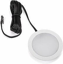 1 x LED Einbaustrahler GIULIA 12V 3W warmweiß -