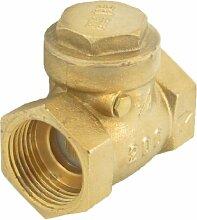 10.16 cm 3/PT Innengewinde Schraube Sanitär, Heizung Rückschlagventil