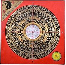 10,92 cm Feng Shui Kompass Luo Pfanne/Werkzeugbox