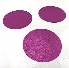 10 Anti-Rutsch Sticker für Dusche & Badewanne,