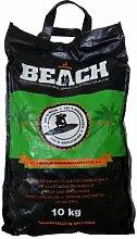 10 Kg Beach Kokos Grill Briketts von BlackSellig