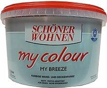 10 L Schöner Wohnen my Color, Wandfarbe, Breeze