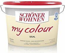 10 L Schöner Wohnen my Color, Wandfarbe, Sisal