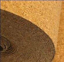 10 m² 2 mm IHK - Kork Trittschalldämmung -