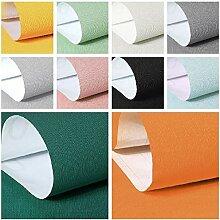 10 m x 60 cm Tapeten einfarbig Uni Pastellfarben