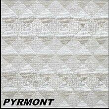 10 m2 Deckenplatten Styroporplatten Stuck Decke Dekor Platten 50x50cm, PYRMONT