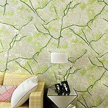 10 Meter 3D Retro Blitz Dreidimensional Vlies Fototapete Top Tapete Wandbilder Bild Tapeten Wand (grün)