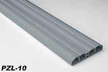 10 Meter PVC Zaunlatten Kunststoff Profile Bretter