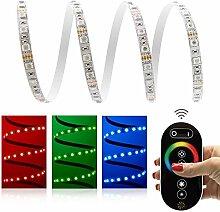 10 Meter RGB LED Streifen Set (60 LED/m, IP20)