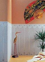10 Meter Rolle Vliestapete Bordüre Malervlies zum