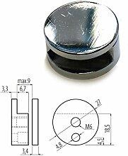 10PCS Spiegel und Glas zum Aufhängen-Kit