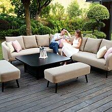 10-Sitzer Gartengarnitur Sladkowski Ebern Designs