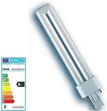 10 St. Osram Dulux S 5W/827 G23 2pin 108mm