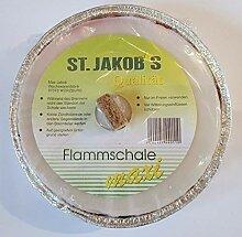 10 St. x Maxi Flammschalen, Feuerschale,