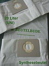 10 Staubsaugerbeutel für Bosch BBZ 21 AF (UNI)